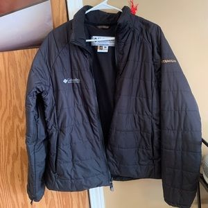Woman's large North Face jacket